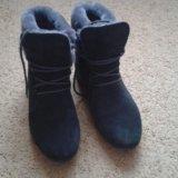 Зимние ботинки новые. Фото 2. Мегион.