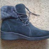 Зимние ботинки новые. Фото 3. Мегион.