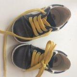 Детские ботинки кожа. Фото 4.