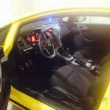 Opel astra gtc. Фото 4.