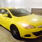 Opel astra gtc. Фото 1.