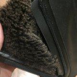 Зимние кожаные сапоги m.shues. Фото 4.