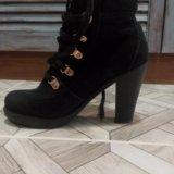 Зимние ботинки. Фото 1. Пермь.