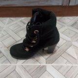 Зимние ботинки. Фото 2. Пермь.