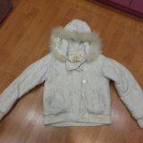 Курточка  7-9 лет и подарок. Фото 4.