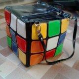 Сумка кубик-рубик. Фото 1. Самара.