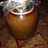 Мёд гречишный 3 л. алтайский. Фото 1.