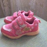 Кроссовки на девочку. Фото 2.
