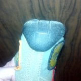 Ботинки тканево-замшевые. Фото 3.