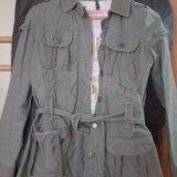 Куртка облегчённая. Фото 4.