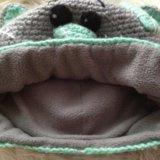 Комплект шапка и шарф. Фото 1.