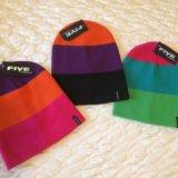 Новые фирменные шапки five seasons. Фото 1.
