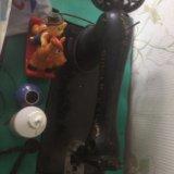 Швейная машинка зингер. Фото 2.