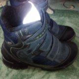 Полу ботинки. Фото 2.