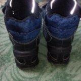 Полу ботинки. Фото 3.