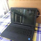 Новый ноутбук hp 15 15 ac-110ur. Фото 1. Тюмень.