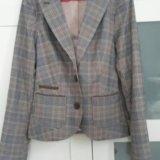 Пиджак однобортный. Фото 1.