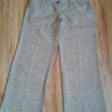 Льняные брюки. Фото 3.