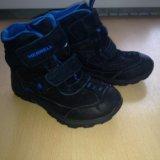 Осенние ботинки merrell. Фото 1.