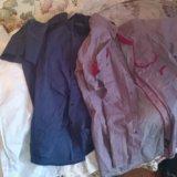 Мужские рубашки. Фото 1.