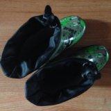 Резиновые сапоги для мальчика. Фото 2. Москва.