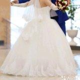 Свадебное платье. Фото 1. Новый Оскол.