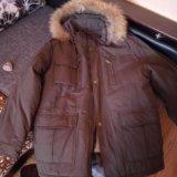 Мужская куртка осень-зима. Фото 1.