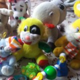 Пакет мягких  игрушек. Фото 1. Красногорск.
