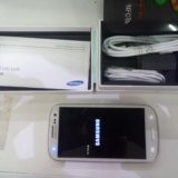 Samsung galaxy s3. Фото 1.