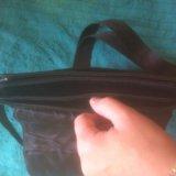 Коженая мужская сумка. Фото 1.