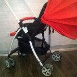 Легкая прогулочная коляска libro plus pituso. Фото 4.