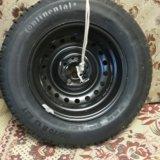 Шина на диске отбалансирована 175х70х13. Фото 1. Санкт-Петербург.