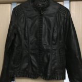 Куртка женская кожаная. Фото 1. Мурманск.