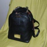 Рюкзак gaude из натуральной кожи оригинал новый. Фото 1.