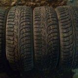 Зимние шины. Фото 1. Омск.