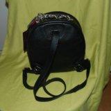 Рюкзак gaude из натуральной кожи оригинал новый. Фото 2.