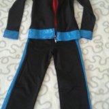 Термокостюм для фигурного катания 116 рост. Фото 1. Челябинск.