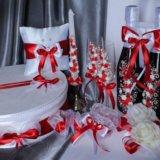 Свадебные наборы ручной работы. Фото 1.