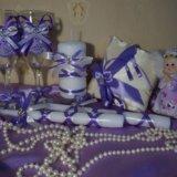 Свадебные наборы ручной работы. Фото 3.
