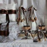 Свадебные наборы ручной работы. Фото 2.