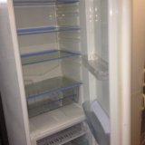 Холодильник бу indesit frogling 196 см. Фото 2.
