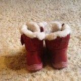 Ботиночки зима ортопедические. Фото 3.