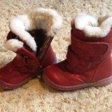 Ботиночки зима ортопедические. Фото 2.