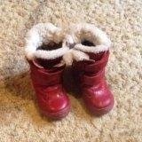 Ботиночки зима ортопедические. Фото 1.
