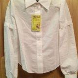 Новые блузочки в школу. Фото 1.