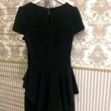 Чёрное платье. Фото 2. Пермь.