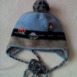 Вязаные шапочки. Фото 2. Домодедово.