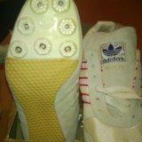 Шиповки adidas. Фото 1. Екатеринбург.