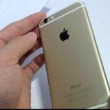 Iphone 6 gold. Фото 1.