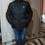 Куртка зимняя фирменная. Фото 1.